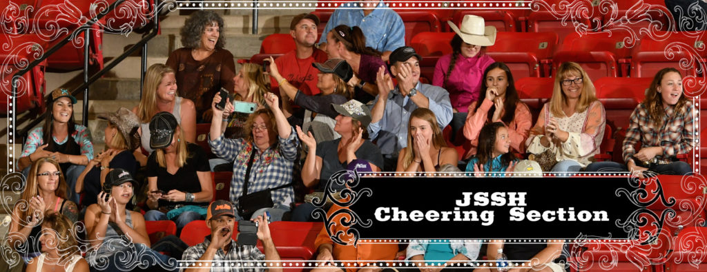 JSSH Cheer Section